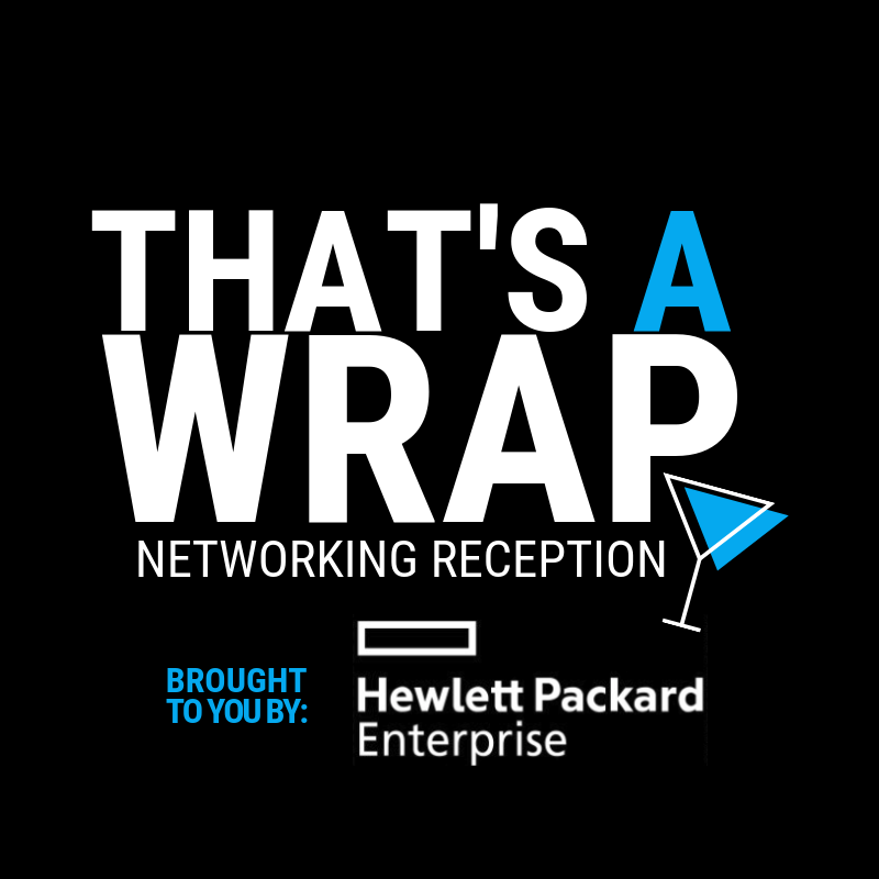 That's a Wrap Networking Reception